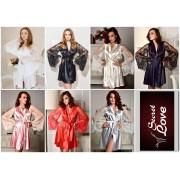 интернет магазин женских халатов атласных