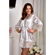 купить халат для невесты атласный в украине