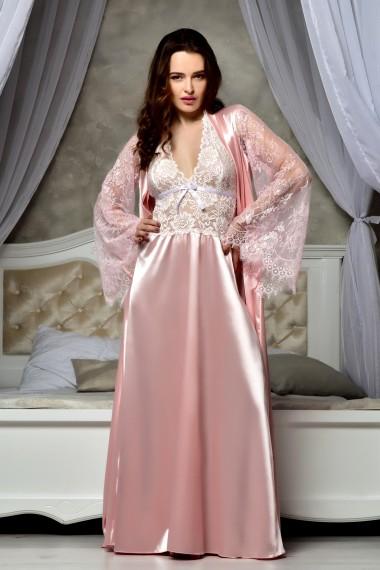 Комплект для невесты Королевский Розовый  1325