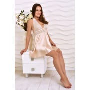 комплект на фотосессию Утро невесты пеньюар с халатом