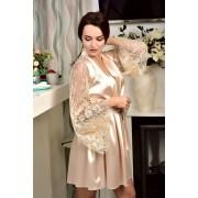 подарок для невесты купить халат с пеньюаром