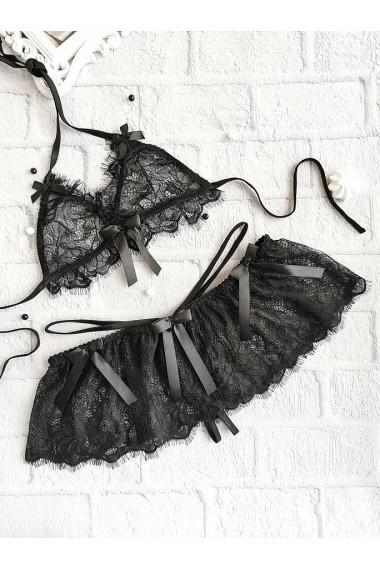 Эротическое белье комплект кружевной...