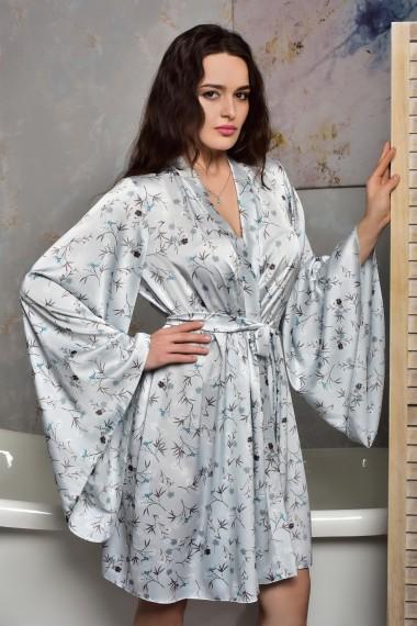 Короткий жіночий халат кімоно...