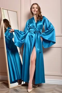 Длинный женский кимоно из...